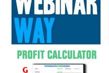 Webinar Profits / by Nick Peall