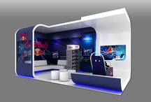 Trade Show Exhibit - Interior Design Studio IV / Trade show exhibit based on an Italian Manufacturer