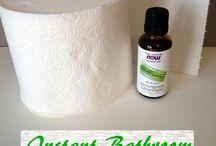 Air freshness-toilet roll