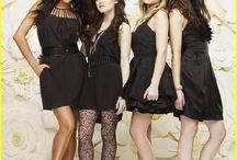 PLL girls