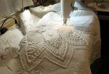 Embroidery - Trapunto