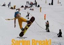Spring Break in the Rockies: Colorado Travel Destinations / Spring Break Fun in the sun in the Colorado Rockies