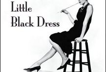 La petite robe noire / little black dress