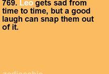 Leo stuff / Horoscope