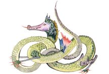 Tolkien's epic artworks / The great narrator was also an artist in his own right.