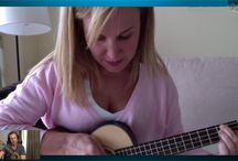 Online Ukulele Lessons / Screenshots, lessons and random posts from my online ukulele lessons.  Let me know if you would like to schedule a free webcam ukulele lesson?  www.jeffrey-thomas.com / by Jeffrey Thomas