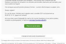 Emails anti phishing