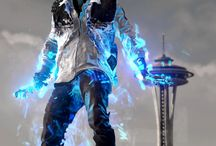 Game: Infamous Second Son