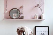 Kreatív lány szobák