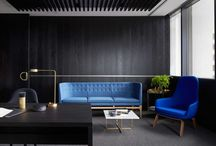 office spaces / by Kamila Bilwani