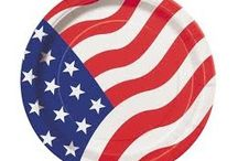 USA Independence Day: Party Accessories