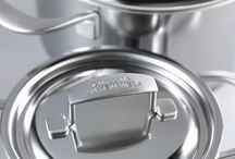 ZWILLING Sensation / 5-ply Stainless Steel Cookware, Made in Belgium