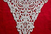 čipkové sedlá / lace aplliques, lace, čipka, čipka na šaty,