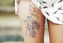 Удивительные татуировки / Тату на любой вкус и цвет)
