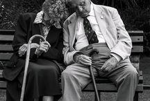 old couple photo