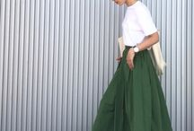 ファッションスナップ