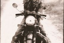 women and motorcycles / by Stephanie Boone
