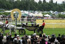 Royal Ascot Races, England / At the Races in Royal Ascot, England