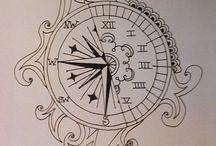 laser clock
