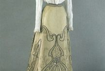 vintage skirts etc
