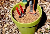 Garden storage ideas
