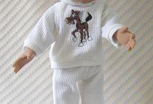 šatečky / šití na panenky