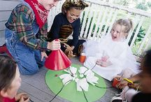 kids halloween party games