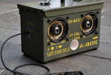 Wow / Ammo speaker