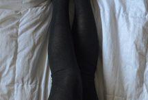 Stockings nylons tights high socks