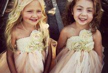 FAIR MAIDENS / Bridesmaids & Flower Girls