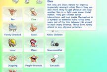The Sims 4 tratti
