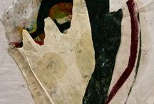 Hildy Haze / Collage & Mixed Media  / by Vera Tchikovani