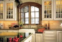 Kitchen Inspiration / by Allison Wilson