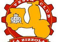 Vespa Club sign