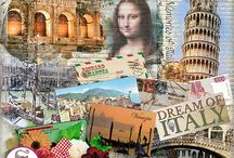 Travelling in Italy by PerlineDesign