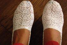 I ♡ my LEAF! / I love my new #LEAF #espadrilles #shoes! Show us your #love!