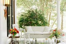 Outdoors / Gardens, flowers, outdoor spaces