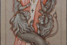 святые