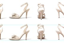 Footwear Product Photography / In this board you will find tips and recommendations to get high-quality footwear product images to sell online in your ecommerce site as well as in different marketplaces #productphotography #shoes #heels #sandals