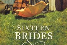 Sixteen Brides / The rest of the story behind the novel by that title.