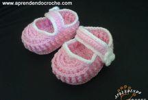Crochê para bebês
