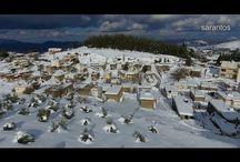 τοπιο χιονισμενο