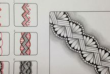 Zentangle Borders