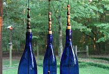 Wine Bottles / by Dani & Jenn Johnson