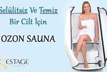 Ozon Sauna / Ozon Sauna Hakkında...