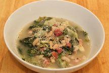 Soups / by Linda Grettano