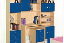 Βιβλιοθήκη Παιδική 8040 Blue
