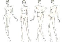 Stylizace figury
