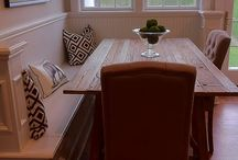 DINING ROOM/DINING NOOK / by Kathleen M. Kenneally