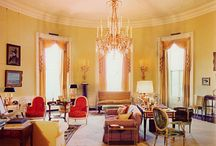 Jackie Kennedy's White House / Gallery of Jackie's WH decor and influence 1961-63. All rights reserved to appropriate copyright holders.